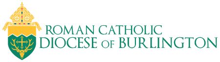 Roman Catholic Diocese of Burlington Logo
