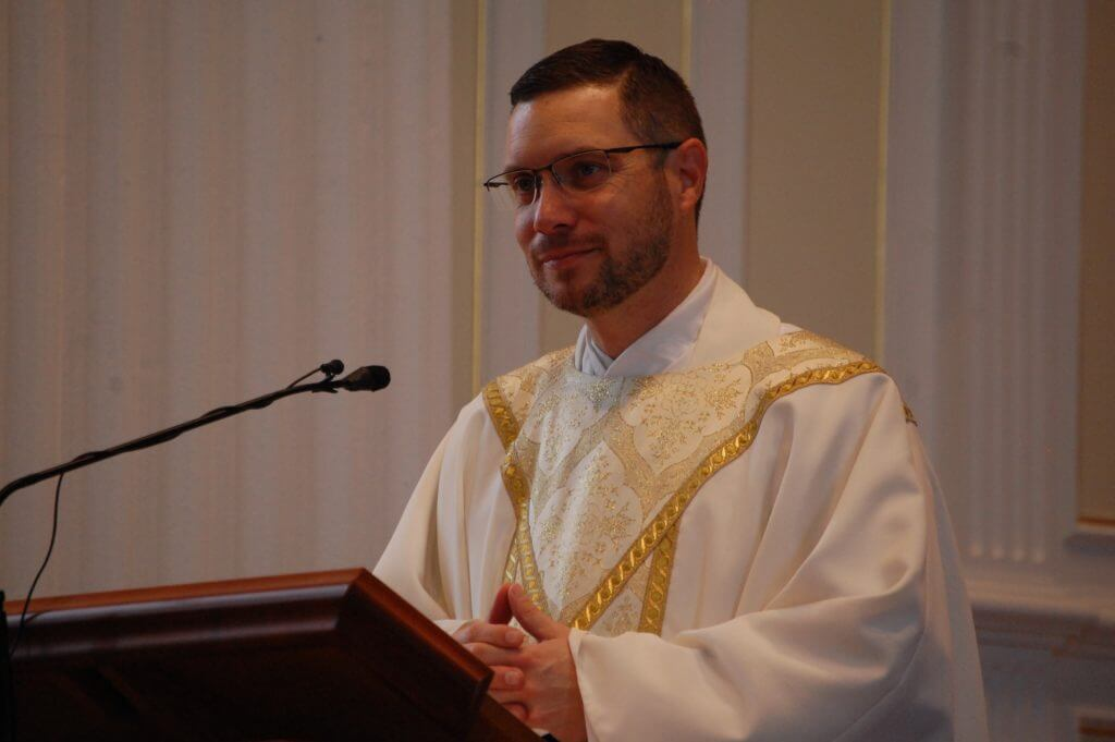 Priesthood - Vocations - Vermont Roman Catholic Diocese